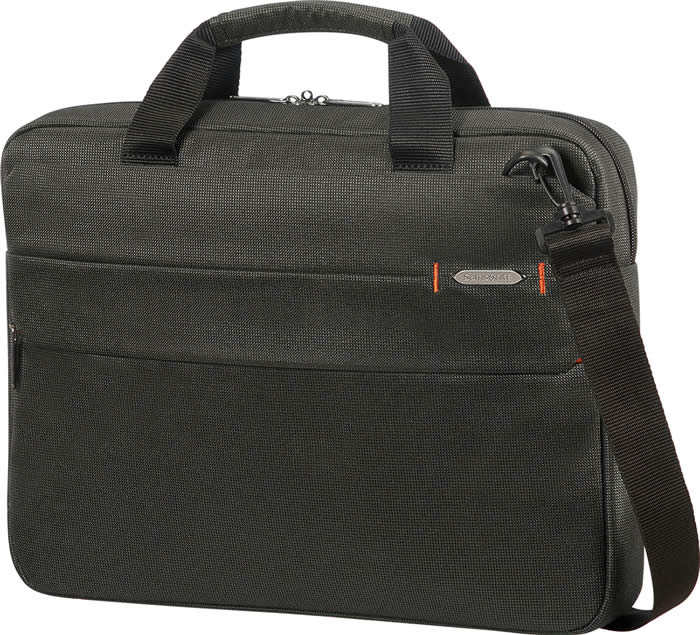 "Maletín SAMSONITE Network. Compartimento de 17,3"". Color negro (01CSACC8003 NE)"