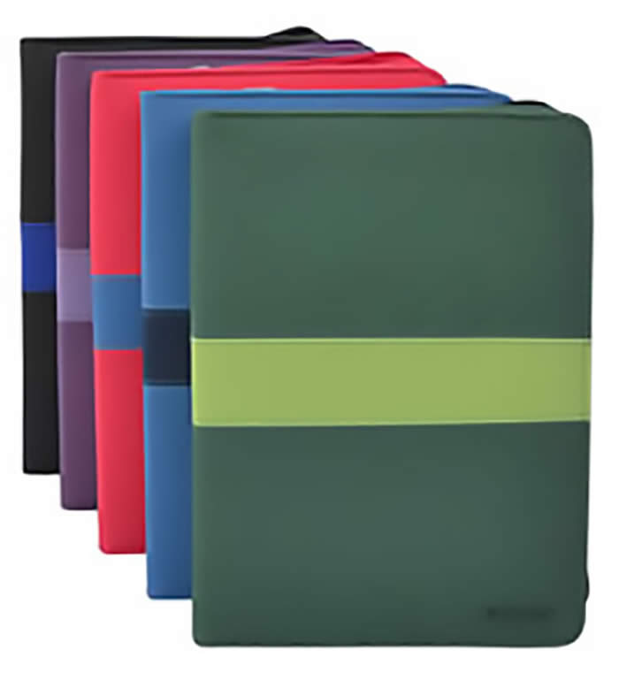 Portafolio OFFICE BOX Dynamic colors A5 (74510)