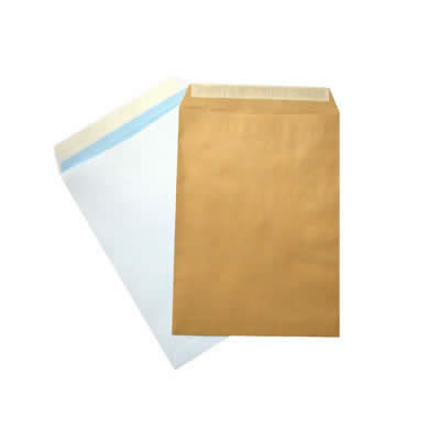 BOLSA SAM Fº PROL. OFFSET BLANCO 100 GRS. 260X360 MM. CJ 250 (149005)
