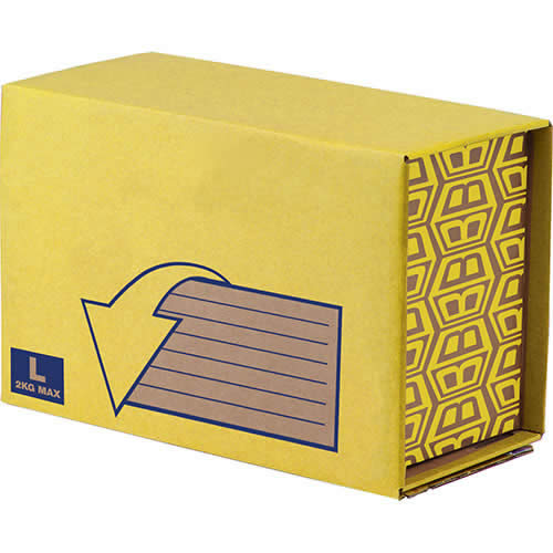 CAJA POSTAL FELLOWES MEDIANA (7274202)