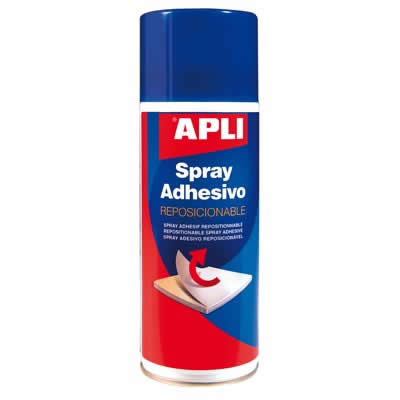SPRAY APLI ADHESIVO REPOSICIONABLE 400 ML. (12088)