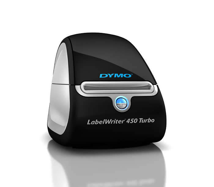 ROTULADORA DYMO LABELWRITER 450 TURBO (S0838840)