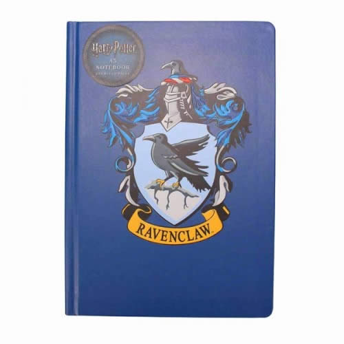 Cuaderno de Harry Potter