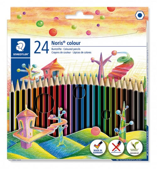 NORIS® COLOUR 185. Pack 20+2