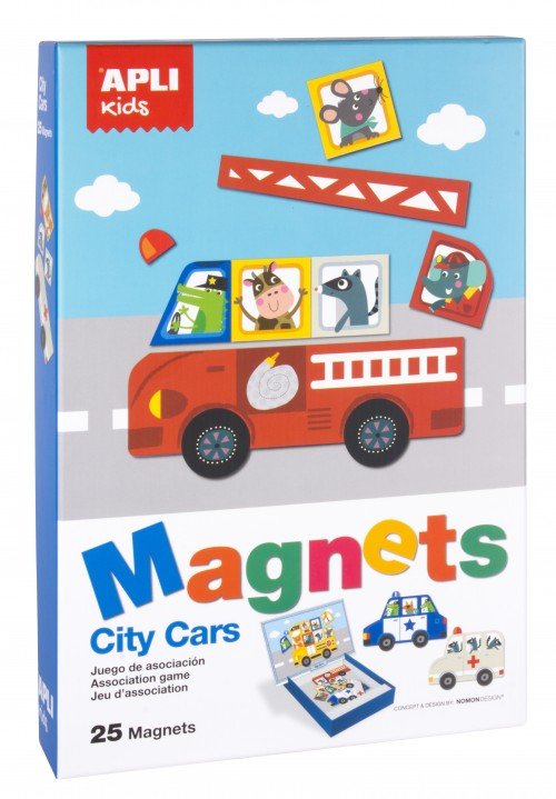 Magnets Coches