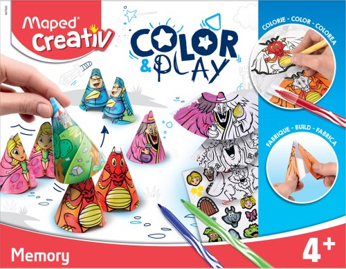 COLOR&PLAY MEMORY