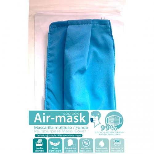 AIR-MASK: mascarilla multiuso 99%