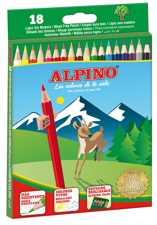 Lapices Alpino