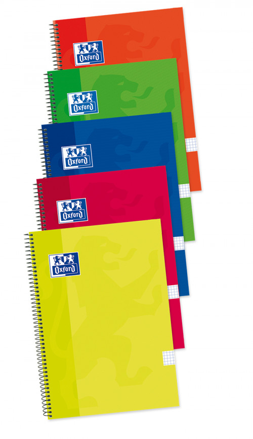 Cuaderno Oxford