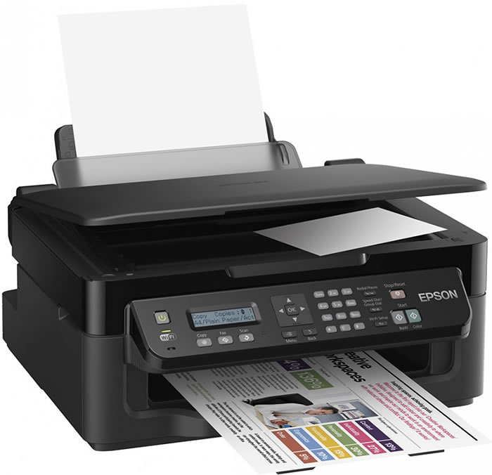 IMPRESORA EPSON WORKFORCE WF-2510WF (C11CC58302)