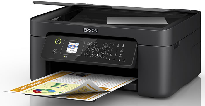 IMPRESORA EPSON WORKFORCE WF-2810DFW