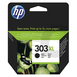 Cartucho de tinta original HP 303XL Negro